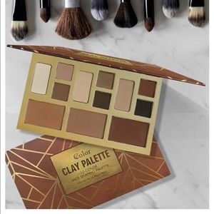 Clay palette